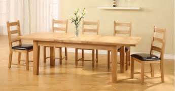 Extending Dining Table And 8 Chairs Oak Rectangular Extending Dining Table 8 Or 10 Rectory Ladder Back Dining Chairs
