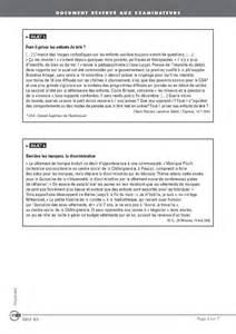 Exemple De Lettre Formelle B2 Delf B2 Los Ex 225 Menes Delf Dalf En Sevilla