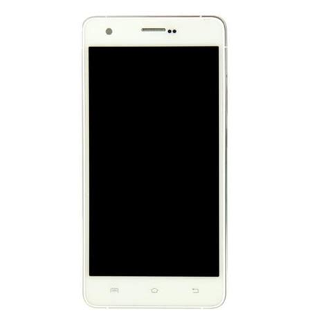 Umi White by Lcd With Touch Screen For Umi Hammer White By Maxbhi