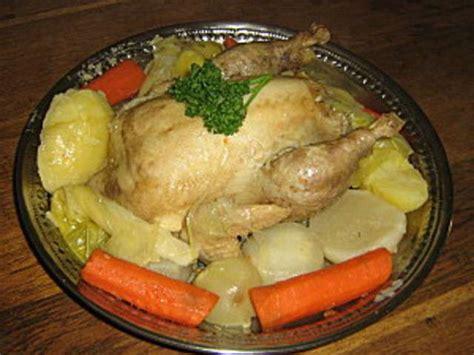 recettes de poule au pot 3