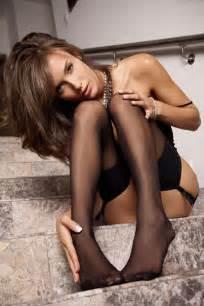 stockings 10   art lingerie black lingerie black stockings bru te