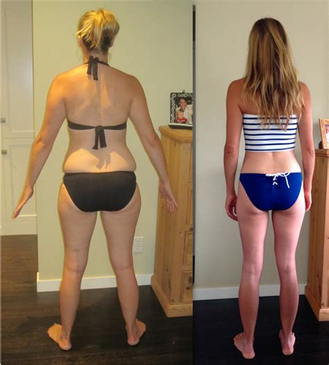 bow to boat p90x hot yoga body before and after www imgkid the