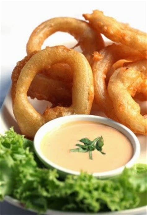 resep membuat onion ring resep masakan indonesia resep onion ring
