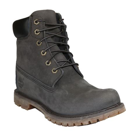 timberland 6 inch premium wedge heel shoes boots winter