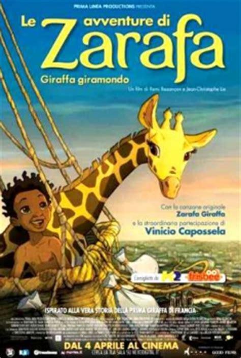 film doraemon cineblog01 le avventure di zarafa giraffa giramondo 2013