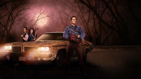 evil dead film series wiki ash vs evil dead tv fanart fanart tv