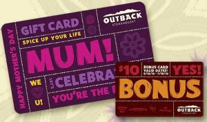 Deals On Restaurant Gift Cards - restaurant gift card deals bonefish grill outback macaroni grill more southern