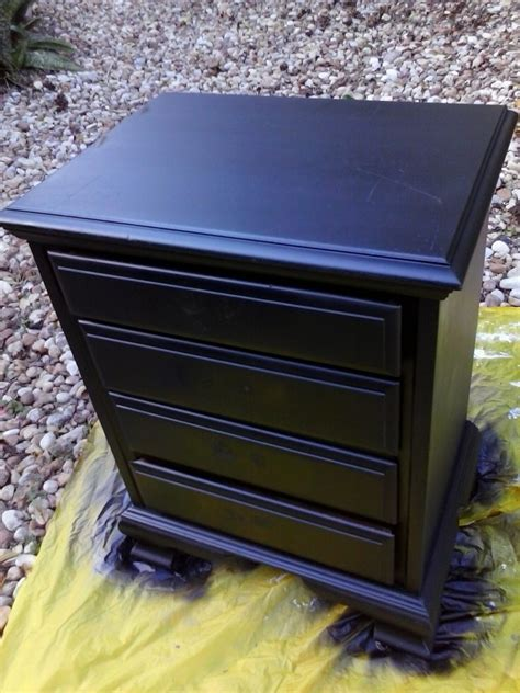 shabby chic spray paint ridiculously awesome shabby chic furniture makeover using krylon looking glass paint do it