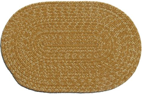 carolina braided rugs carolina gold oval braided rug