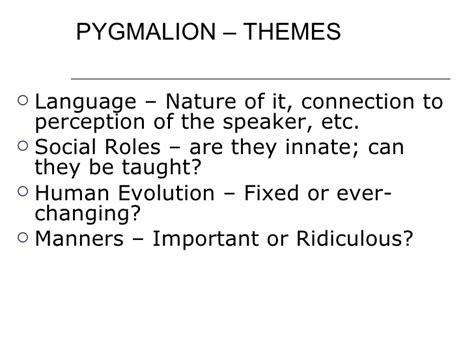 Theme Of Education In Pygmalion | language and power in pygmalion sludgeport657 web fc2 com