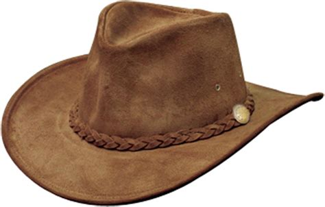 Cowhide Cowboy Hats henschel hats walker crushable cowhide suede leather cowboy hat brown