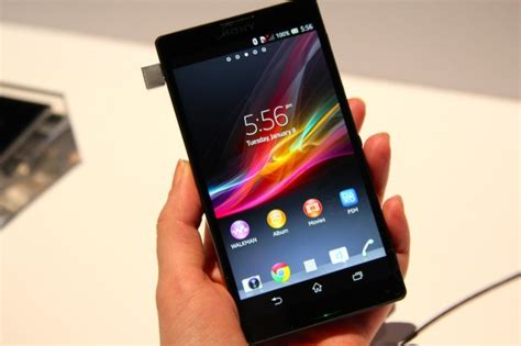 Sony Xperia Zl New on with the sony xperia zl and the xperia z ars