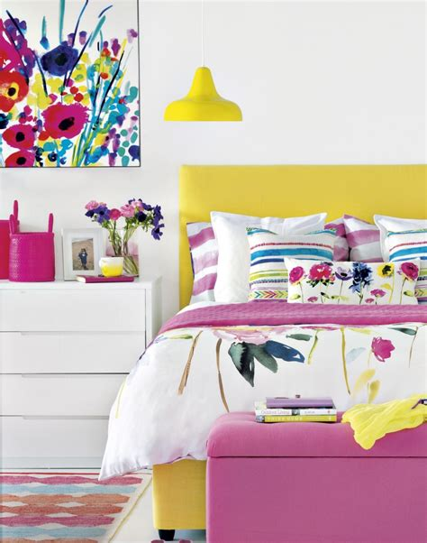 inspiration bright colored bedrooms live learn and get clever with colour for character filled bedrooms the