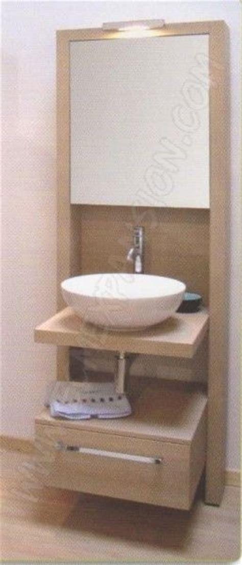 meuble vasque a poser