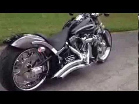custom harley breakout youtube