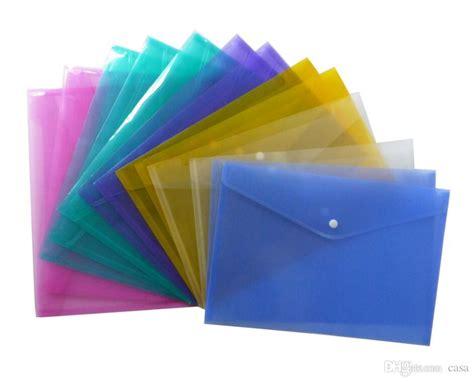 Transparent A4 Folder bulk folders with pockets 9 templates hn designs