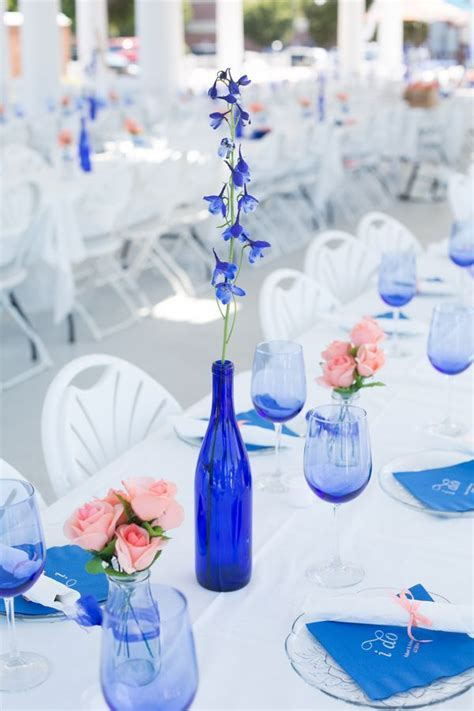 10  best ideas about Cobalt Blue Weddings on Pinterest