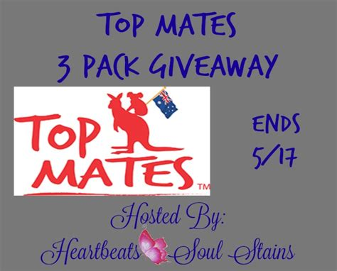 Pack Giveaway - top mates finishing sauces giveaway mommy makes time