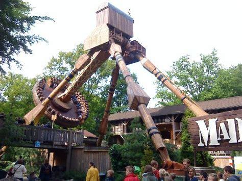 theme park holland mad mill picture of duinrell amusement park wassenaar