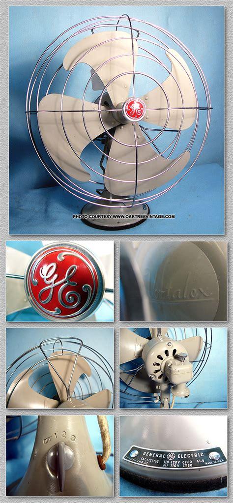 ge vortalex fan parts antique vintage electric fans restored refurbished and