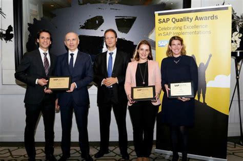 Tutorial De Sap En Español | logista reconocida en los sap quality awards 2016 como