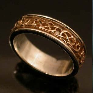 and wedding rings