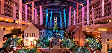Gaylord Hotel Gift Card - gaylord hotel christmas christmas decore