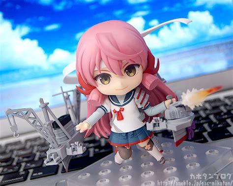 Akashi Repair Ship Figure Version Nendoroid Akashi Kahotan S Smile Company