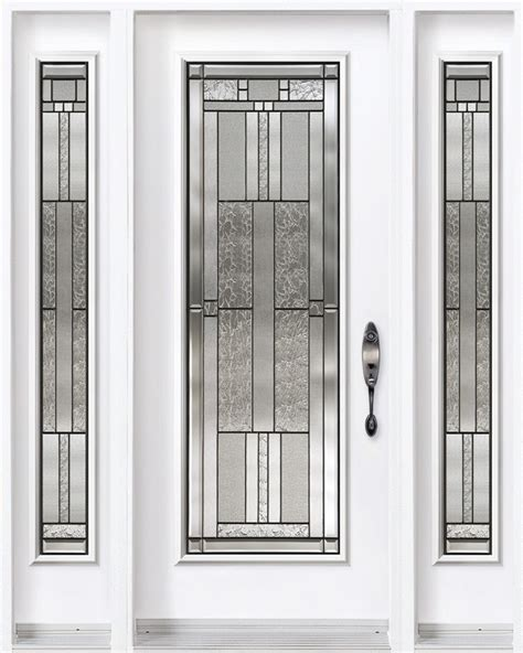 Glass Inserts For Exterior Doors 17 Best Images About Front Door On Stains Window Glass And Traditional Doors