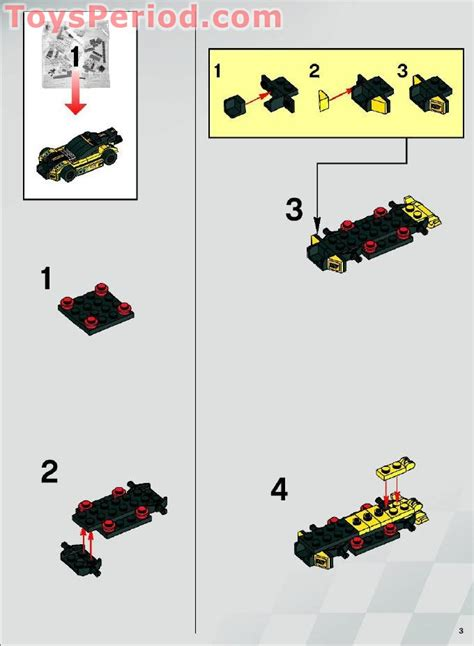 printable bridge instructions lego 8135 bridge chase set parts inventory and