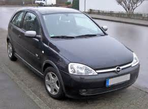 Vauxhall Corsa 2002 Opel Corsa 2002 Image 96