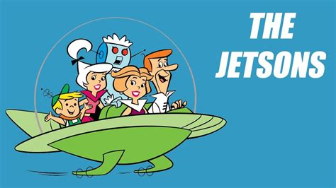 the jetsons the jetsons 1962 intro opening