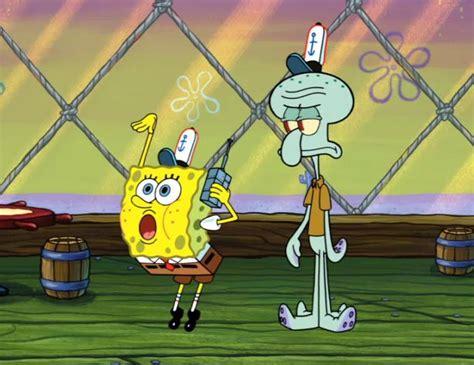 spongebob musical doodle free mp3 spongebob squarepants with squidward