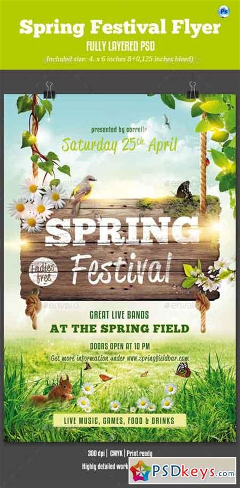 spring festival flyer 10351956 187 free download photoshop