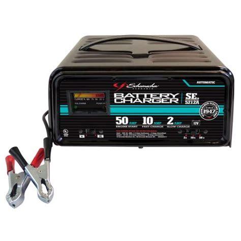 schumacher battery charger reviews schumacher battery charger portable 12v 10 2 50