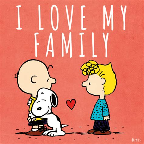 imagenes i love my family flancizka on twitter quot snoopy i love my family http