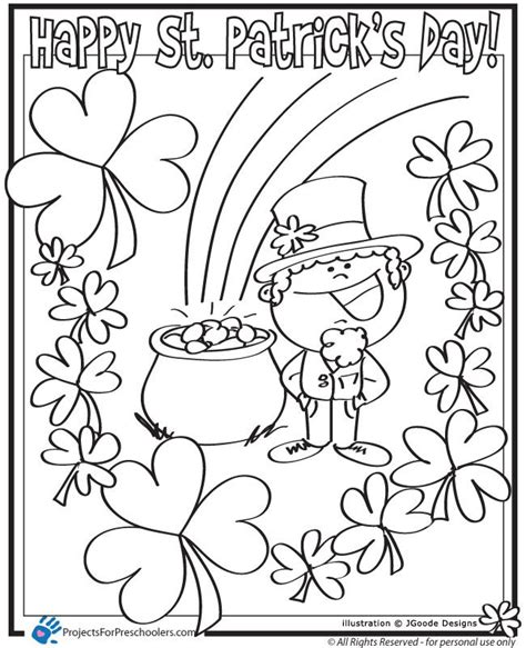 free printable st day coloring pages printable st patricks day coloring pages coloring home