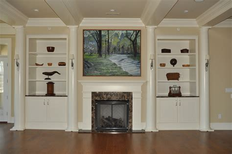 custom projects traditional living room