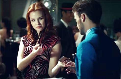 heineken commercial hero actress elvis allusions in commercials elvisblog