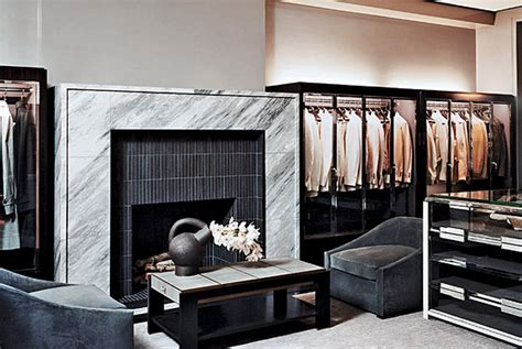 Tom Ford Store by Former Gucci Designer Tom Ford On After New