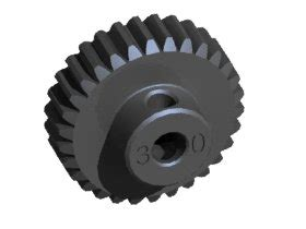 3racing 48 Pitch Pinion Gear 36t 7075 W Coating 3rac Pg4836 3racing 48 pitch pinion gear 30t 7075 w coating