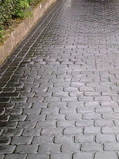 what is pattern imprinted concrete pattern imprinted concrete cleaning yorkshire cleanpave