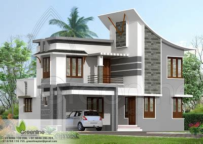 home design indian style elevation marchelle bugbear 1880 sq ft modern indian style house elevation design home