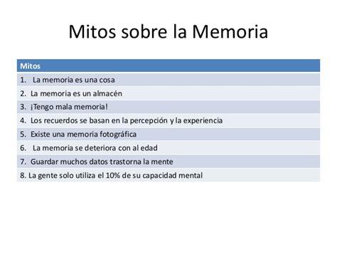la memoria secreta de 8449333067 la memoria humana y la interpretaci 243 n