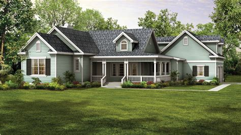 ranch home country ranch house plans builderhouseplans