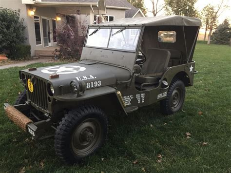 willys jeepster for sale jeep 1952 willys m38 for sale
