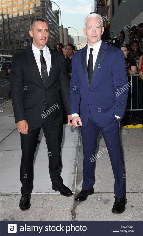 anderson cooper buys historic multi million dollar anderson cooper and partner ben maisani seen together new