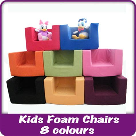childs foam armchair kids children s comfy chair toddlers foam armchair boys
