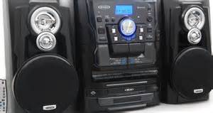 sony hcd gx470 am fm cd dual cassette 3 disc mini hi fi