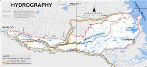 maps imagery census data arroyo colorado watershed